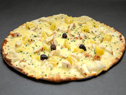 Pizza Poulet Ananas